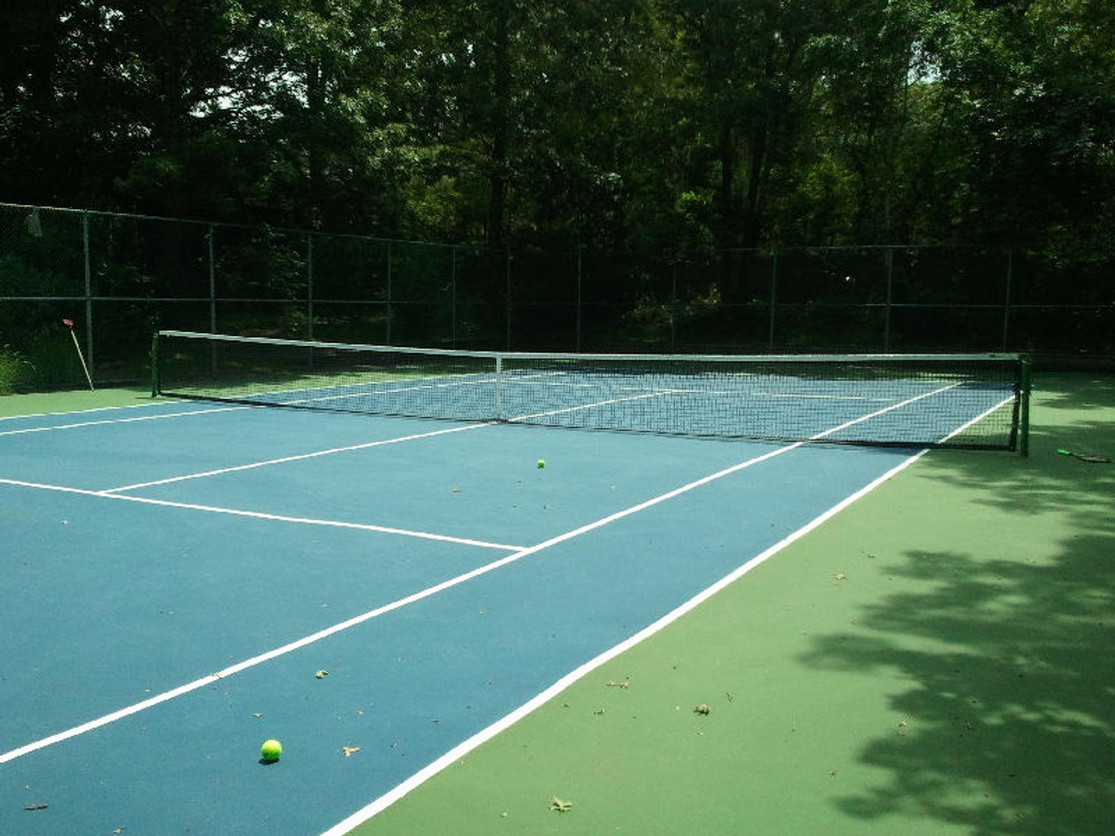 Post Modern Summer Retreat with Tennis