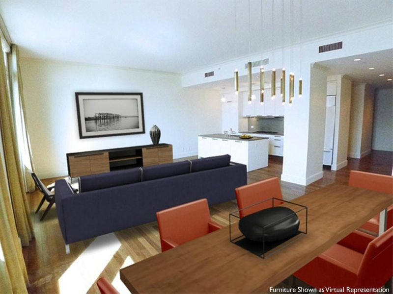 Prime Hudson River View 3BR Condo Rental