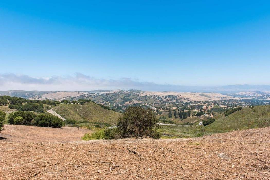 Extraordinary Carmel Valley homesite