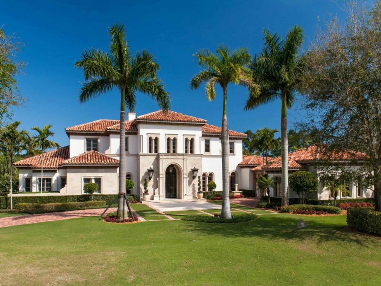 Bella Vita - Old Palm Golf Club, Palm Beach Gardens FL Single Family Home - Palm Beach Real Estate
