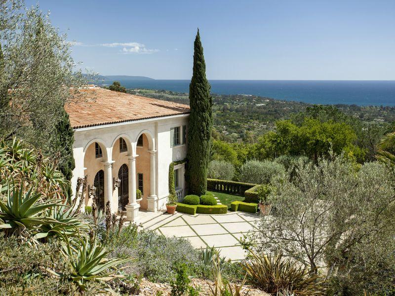 Ocean View Italian-style Villa