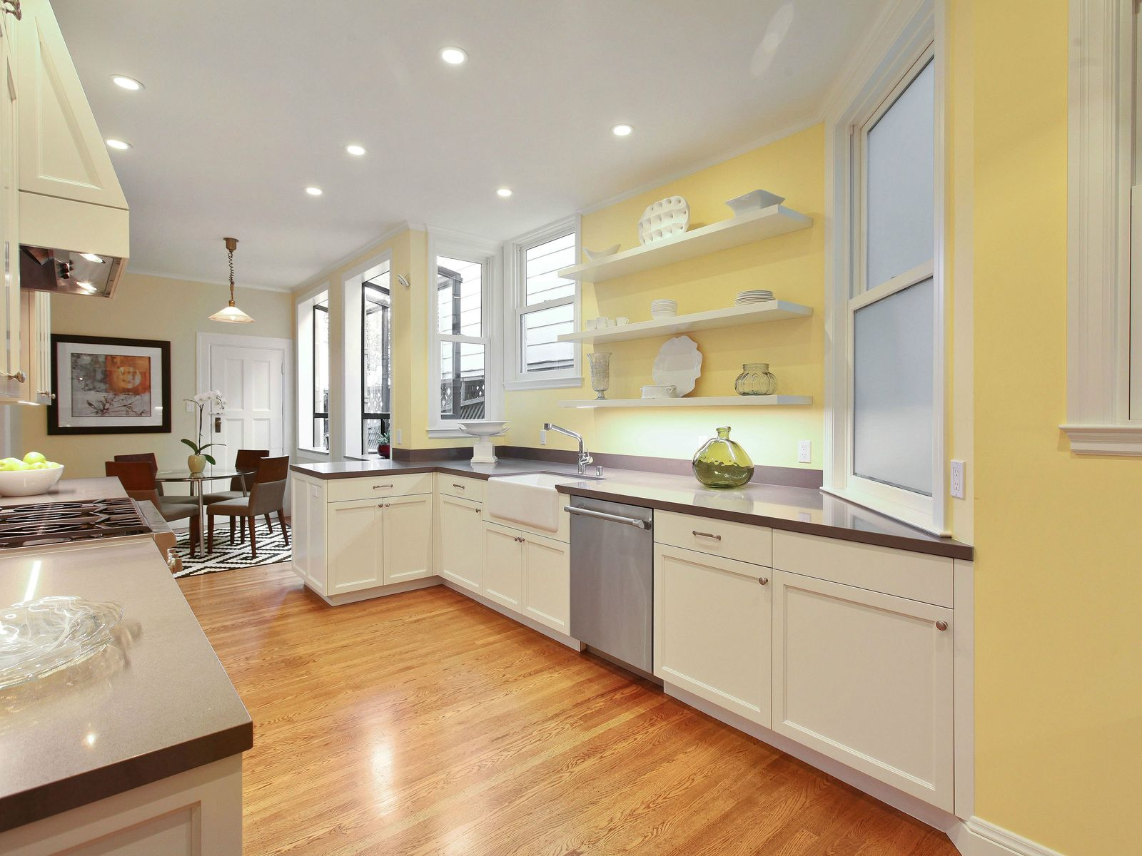 Coveted Presidio Heights Location