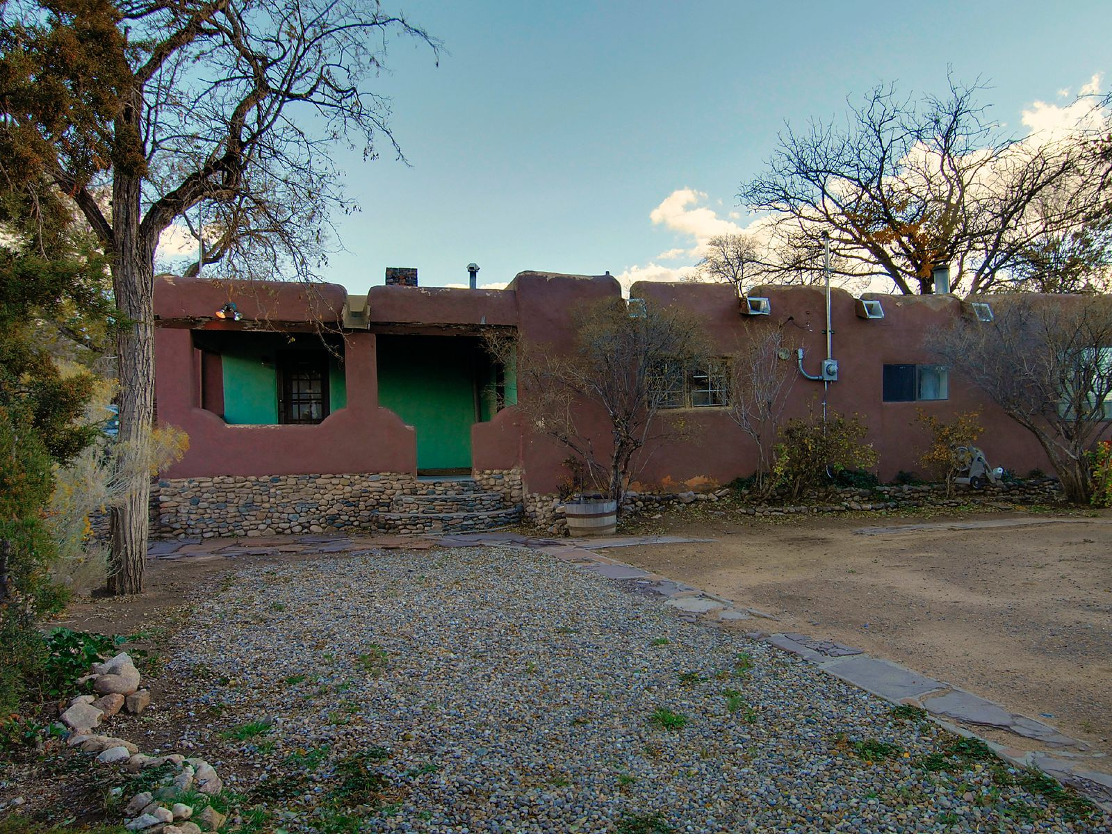 816 Old Santa Fe Trail, Santa Fe NM Single Family Home - Santa Fe Real Estate