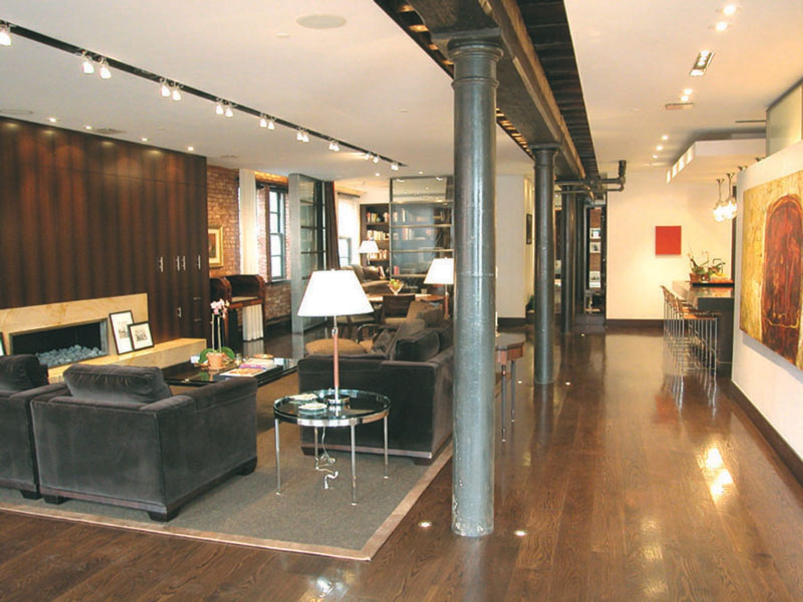 Classic Soho Loft, New York NY Cooperative - New York City Real Estate
