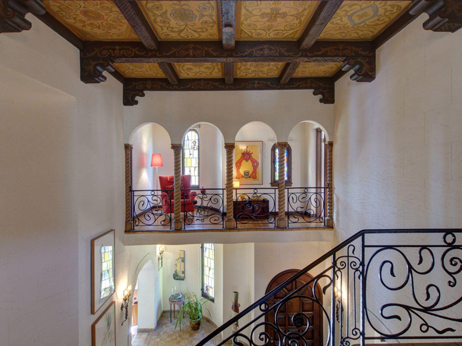 The Silverman Residence Circa 1927