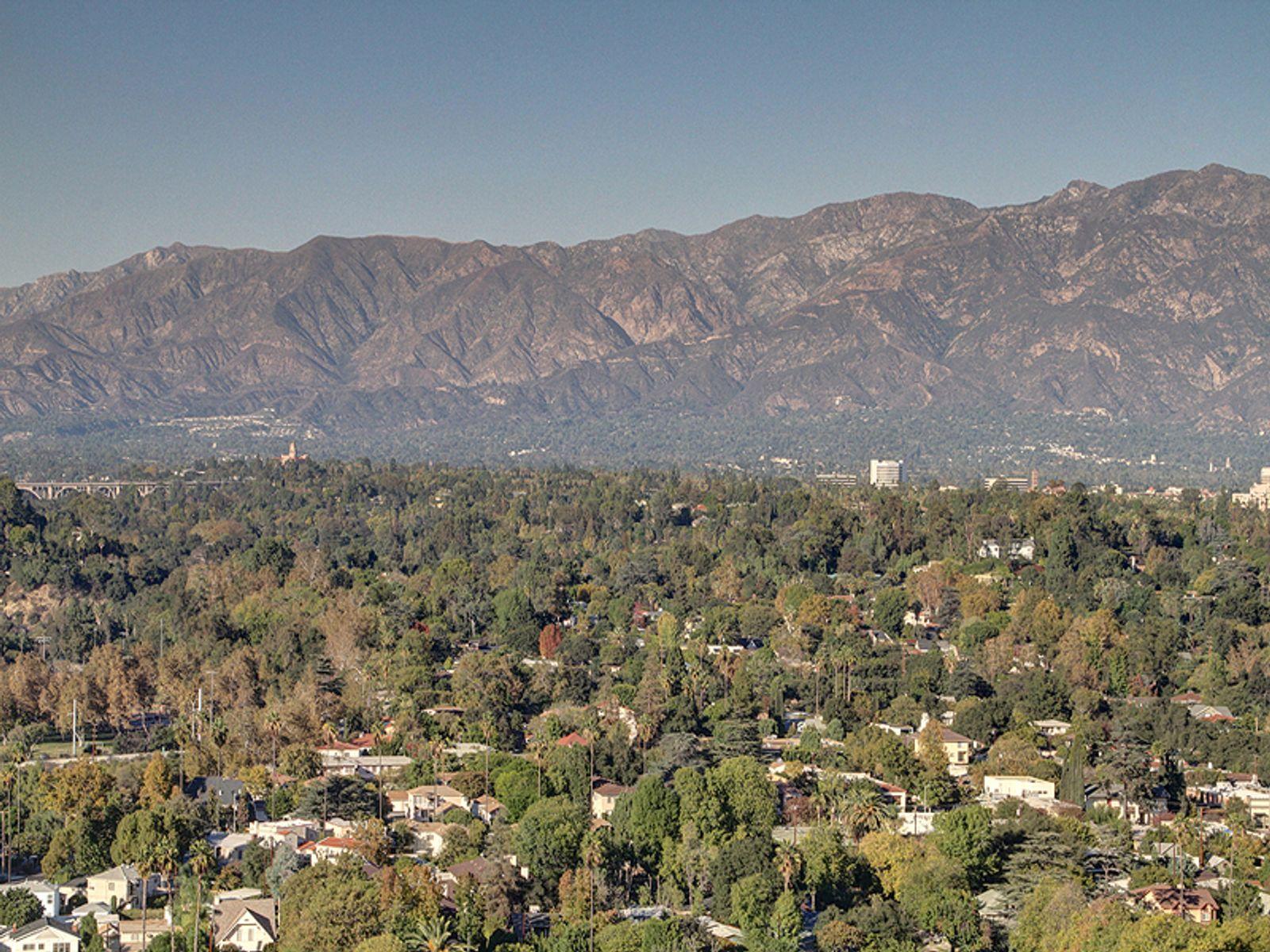 South Pasadena View Home
