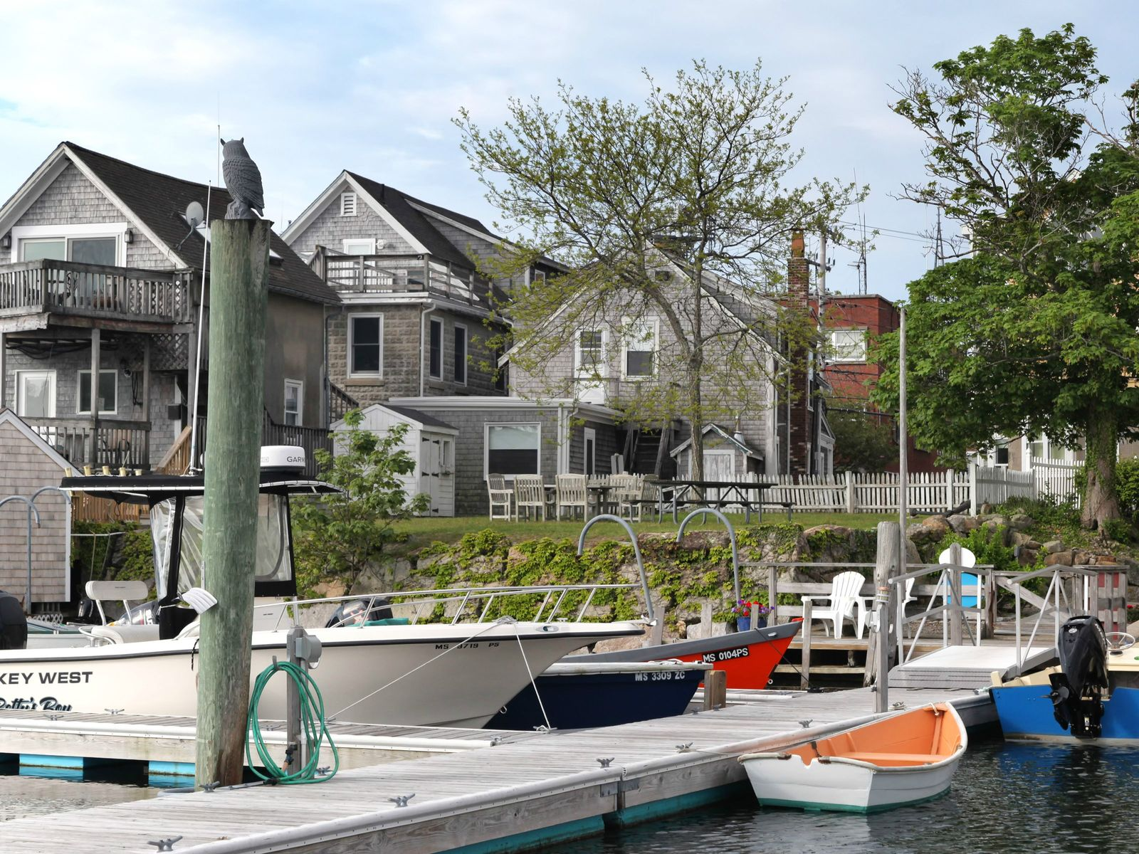 Main Street Woods Hole