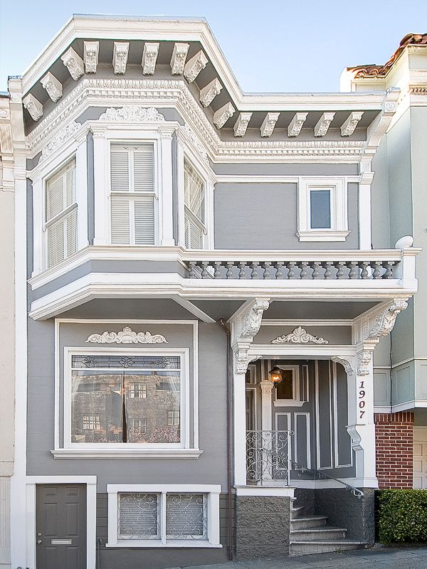 Excellent Pacific Heights Location