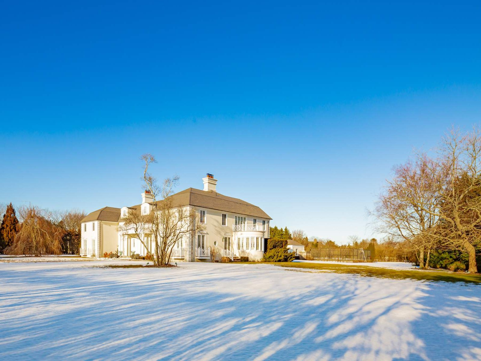 French Country Southampton Estate, Water Mill NY Single Family Home - Hamptons Real Estate