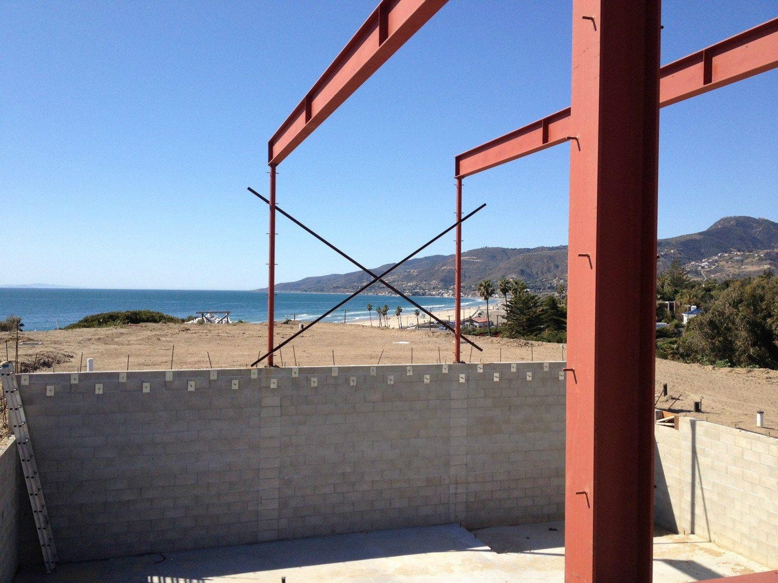 Malibu - Zuma Beach Bluff Estate