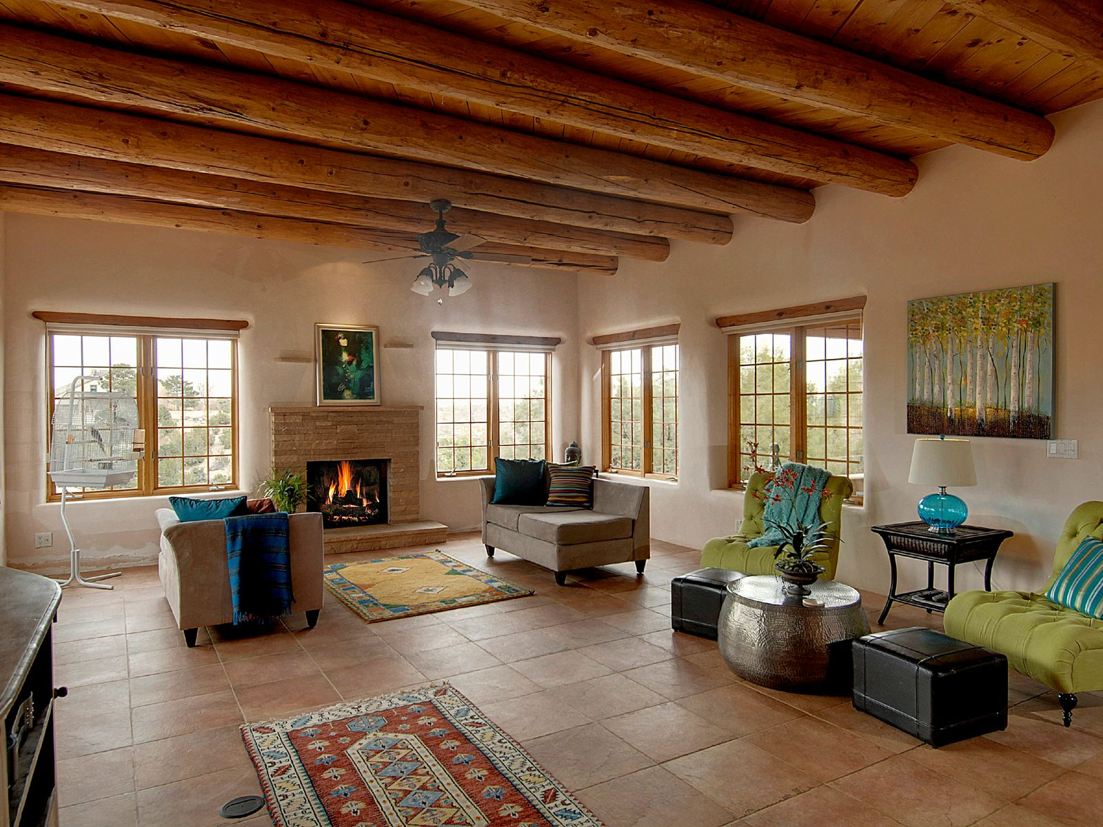 821 Camino Vistas Encantada, Santa Fe NM Single Family Home - Santa Fe Real Estate