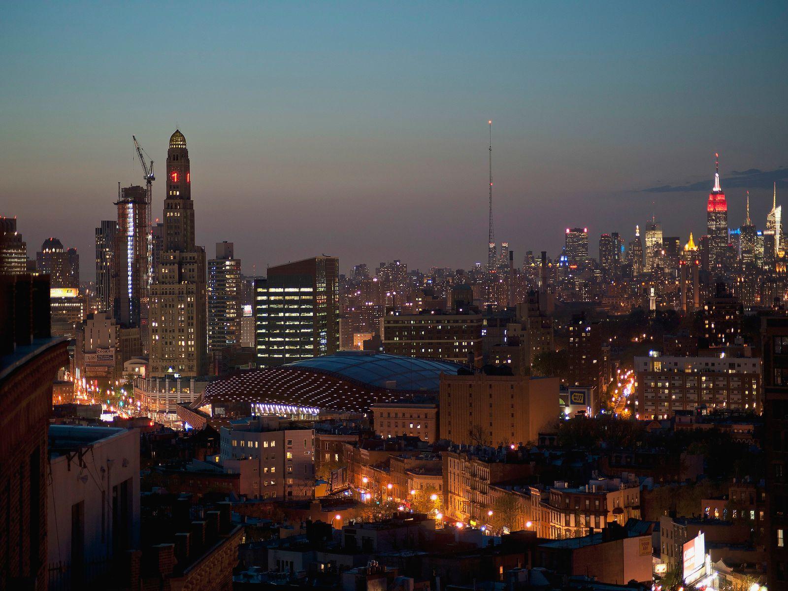 Park Slope Penthouse Perfection