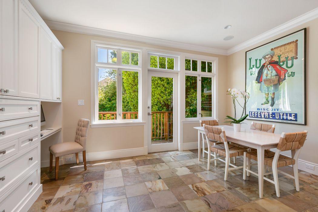 Julia Morgan Garden Home  San Francisco, CA 94118