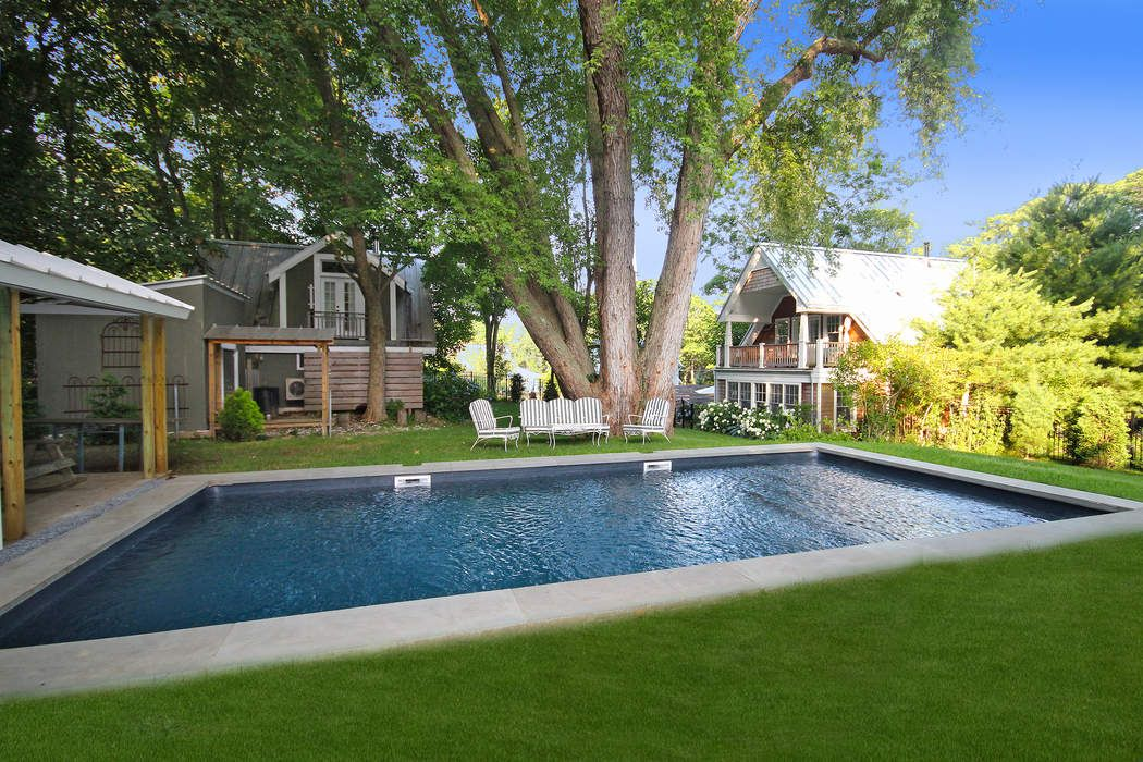 Sag Harbor Compound with Pool