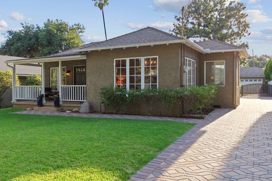 1051 North Wilson Avenue Pasadena, CA 91104