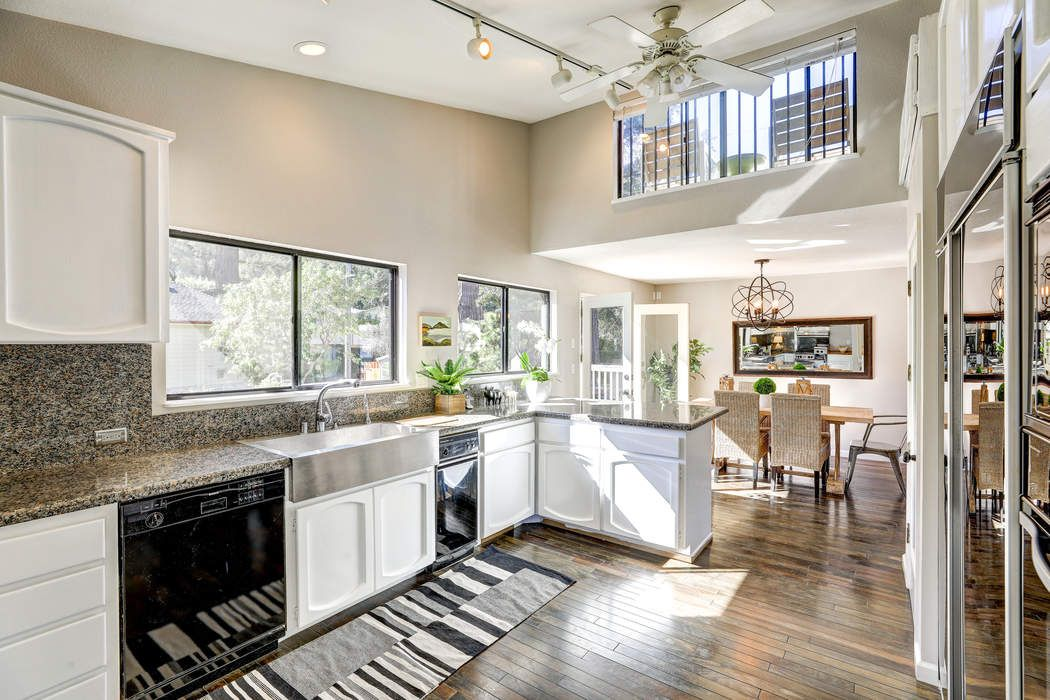 Tranquility in the Flats San Anselmo, CA 94960