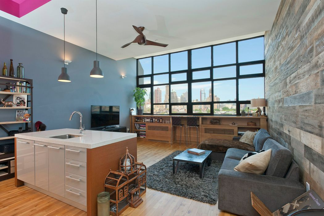 Sun-Filled One Brooklyn Bridge Loft