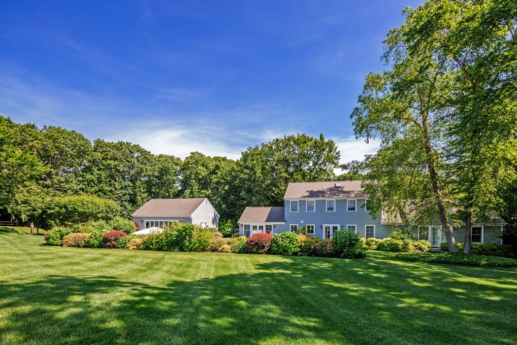 Stylish Traditional Overlooking Reserve Water Mill, NY 11976