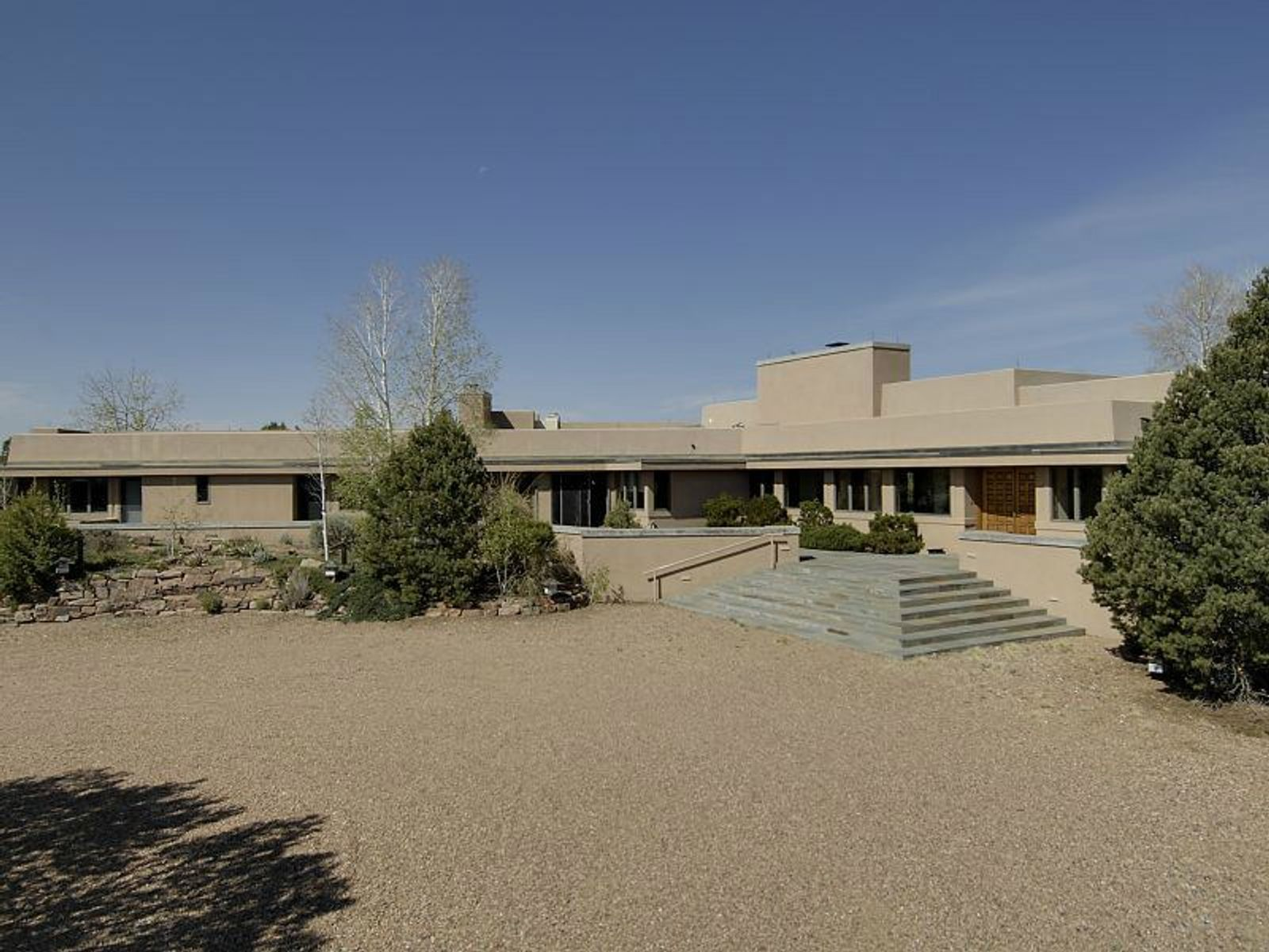 Paseo De La Tierra, Santa Fe NM Single Family Home - Santa Fe Real Estate