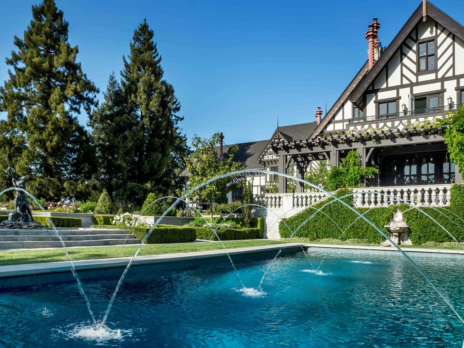 The Morgan Estate, Los Altos Hills, Los Altos Hills CA Single Family Home - San Francisco Real Estate