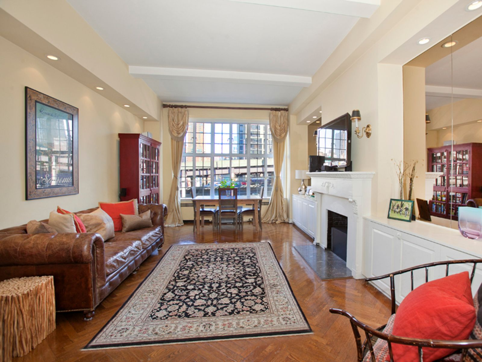 Dramatic Sutton Place 2 Bedroom, New York NY Cooperative - New York City Real Estate