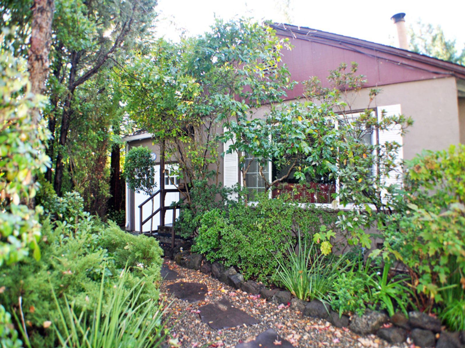Wine Country Cottage, Sonoma CA Single Family Home - Sonoma - Napa Real Estate