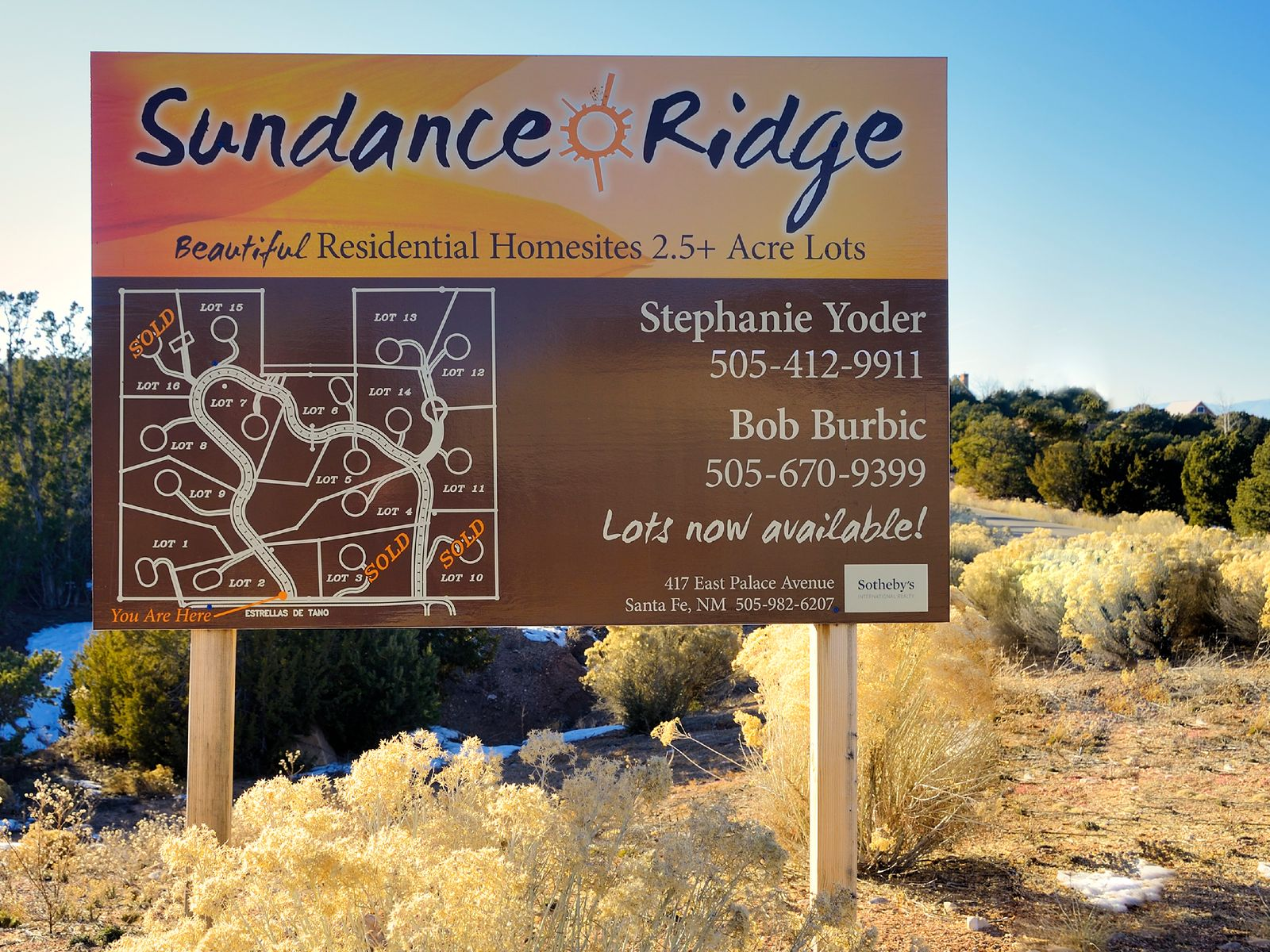 7  Ridge Point #L 13,