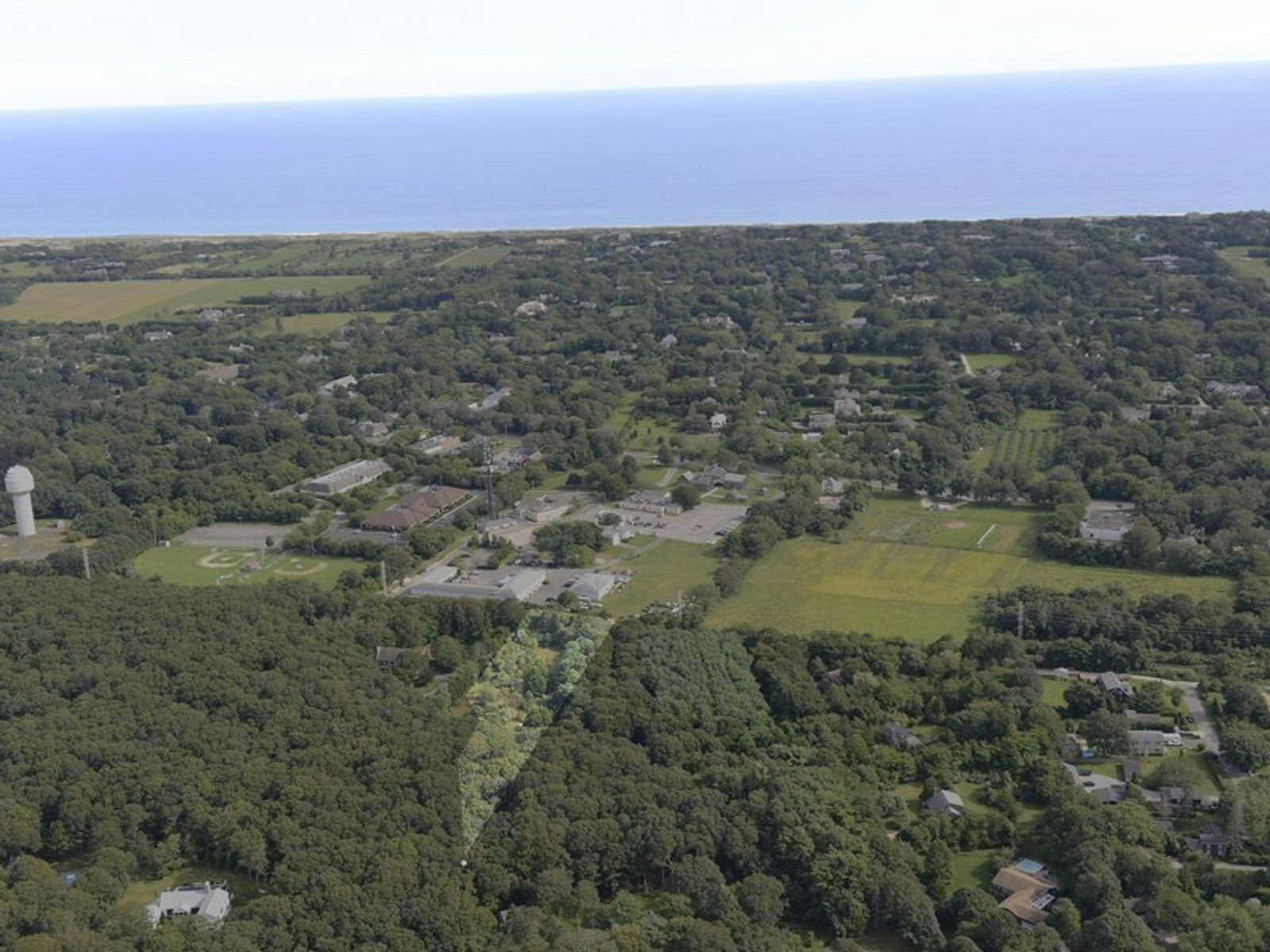 2.6 Acres of Vacant Land , East Hampton NY Acreage / Lots - Hamptons Real Estate