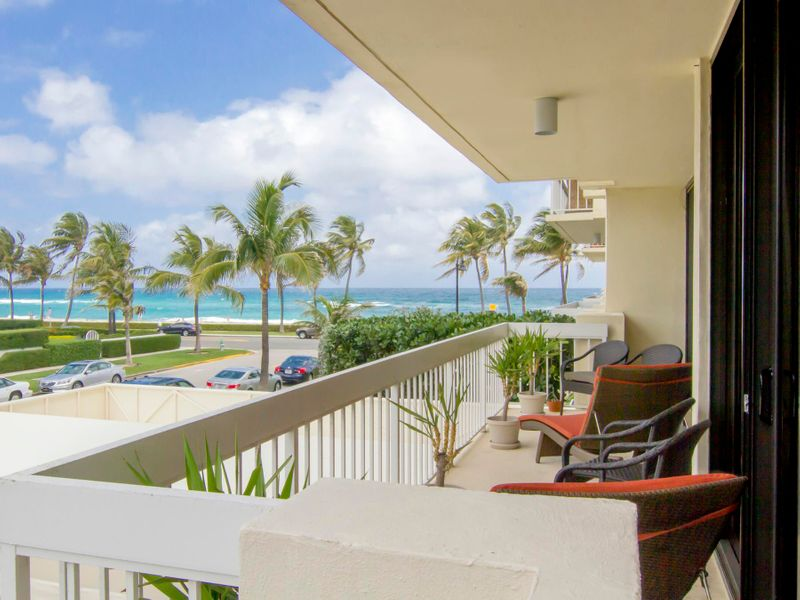 Luxurious In-Town Oceanfront Condo