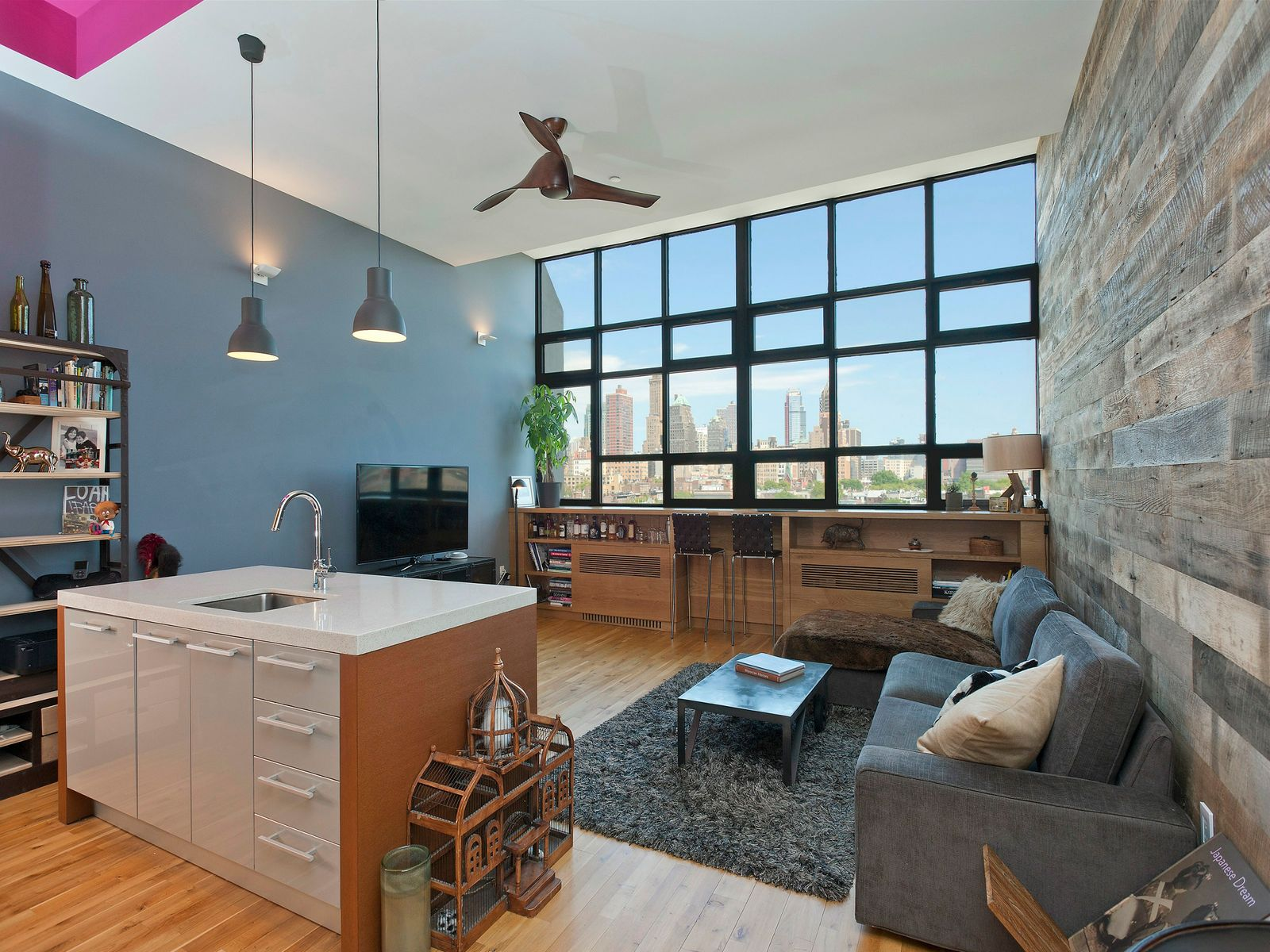 Sun-Filled One Brooklyn Bridge Loft, Brooklyn NY Condominium - New York City Real Estate
