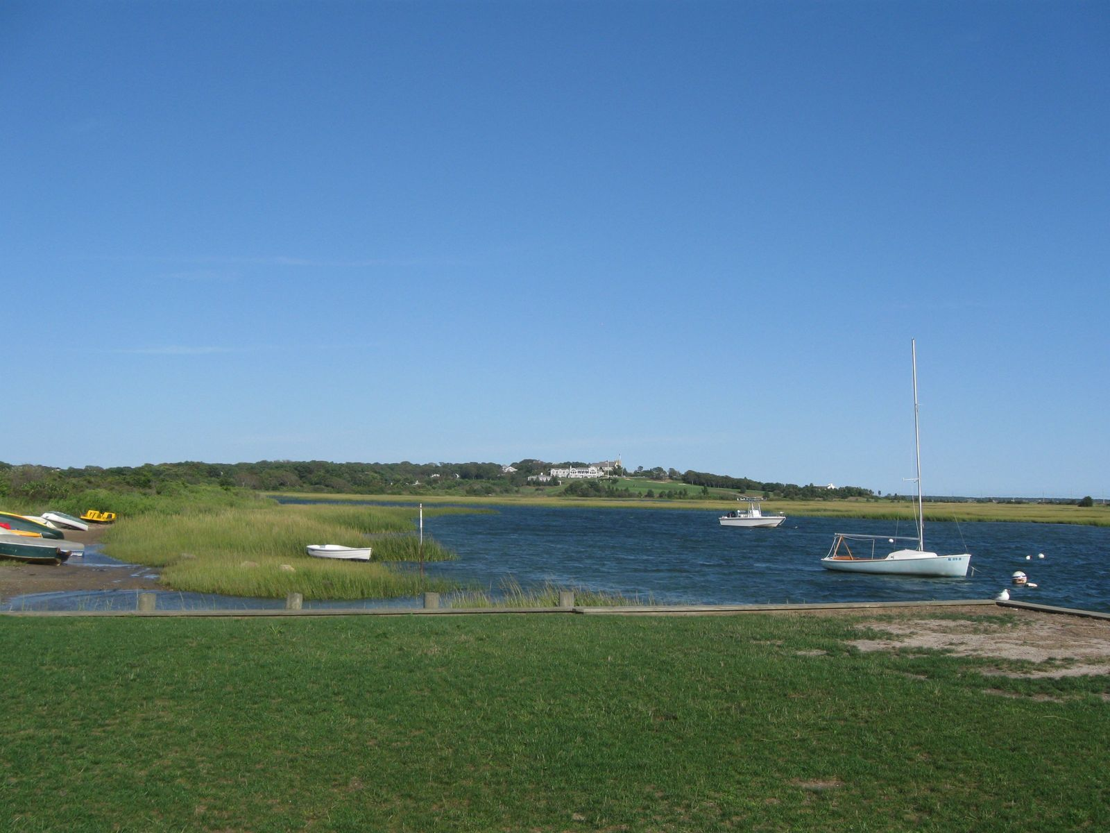 Contemporary West Hyannisport Cape