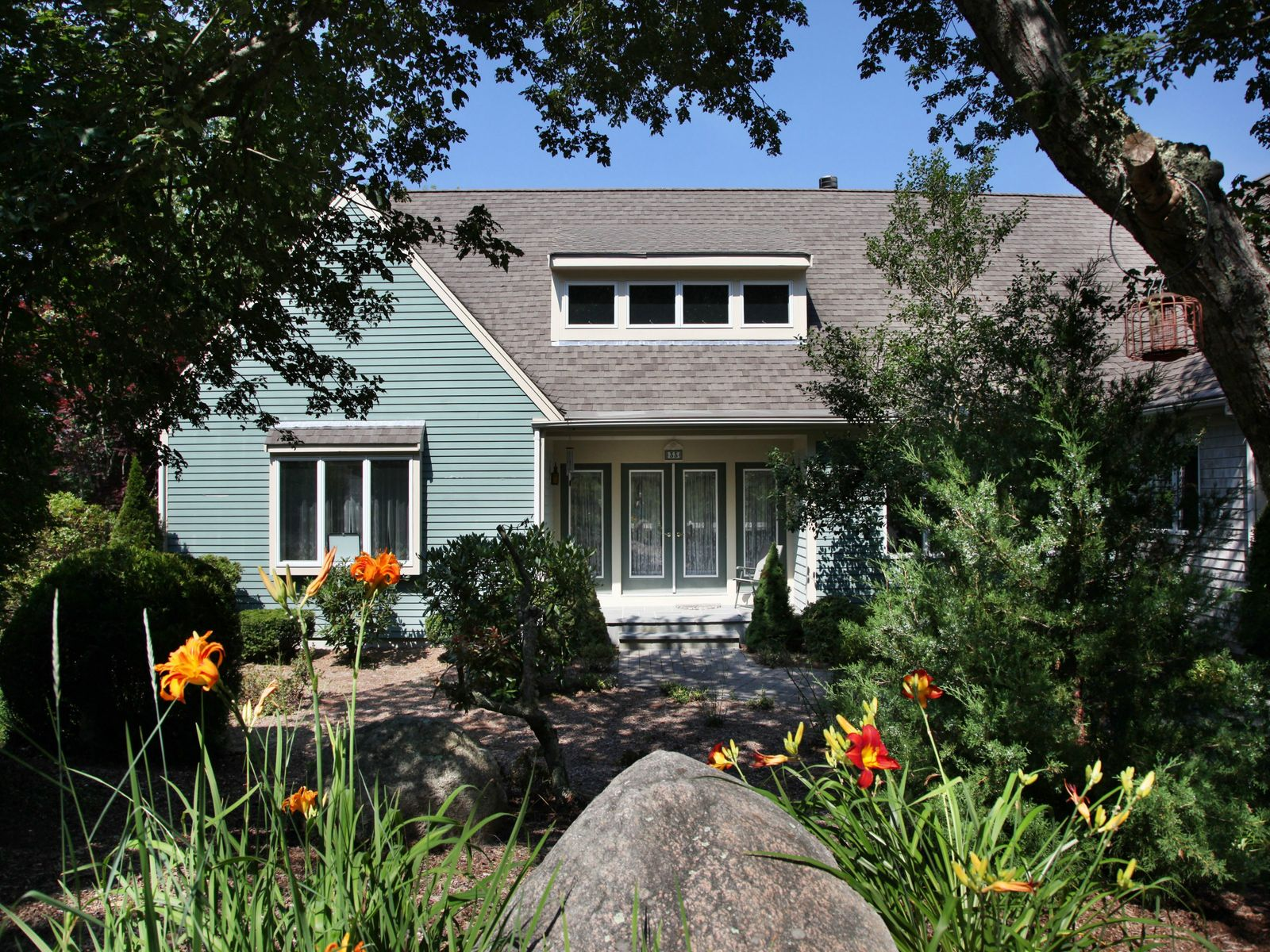 Waterfront Cape Cod Living at its Best, East Falmouth MA Single Family Home - Cape Cod Real Estate