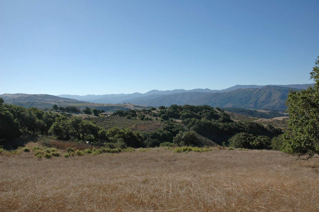 Majestic Mid Carmel Valley Lot With Well