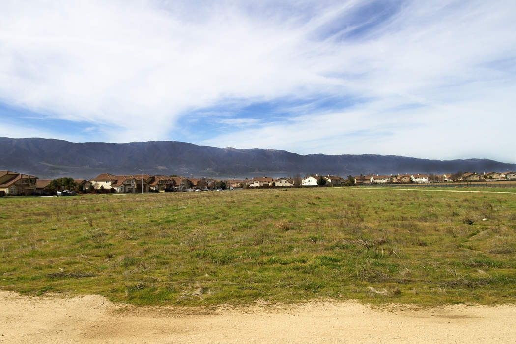 8.55 Acres in Rapidly Growing Soledad