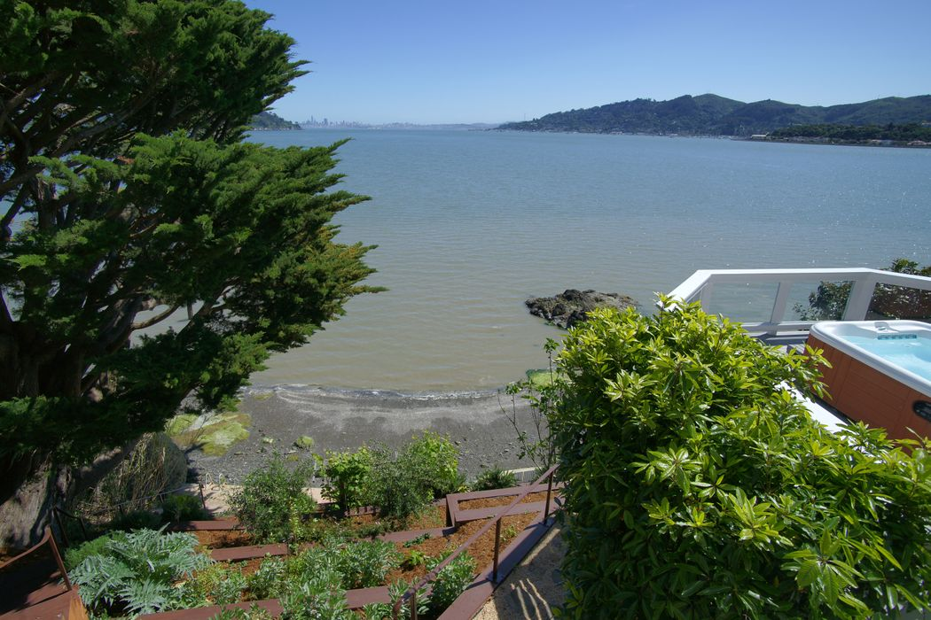 Unrivaled Waterfront View Home Tiburon, CA 94920