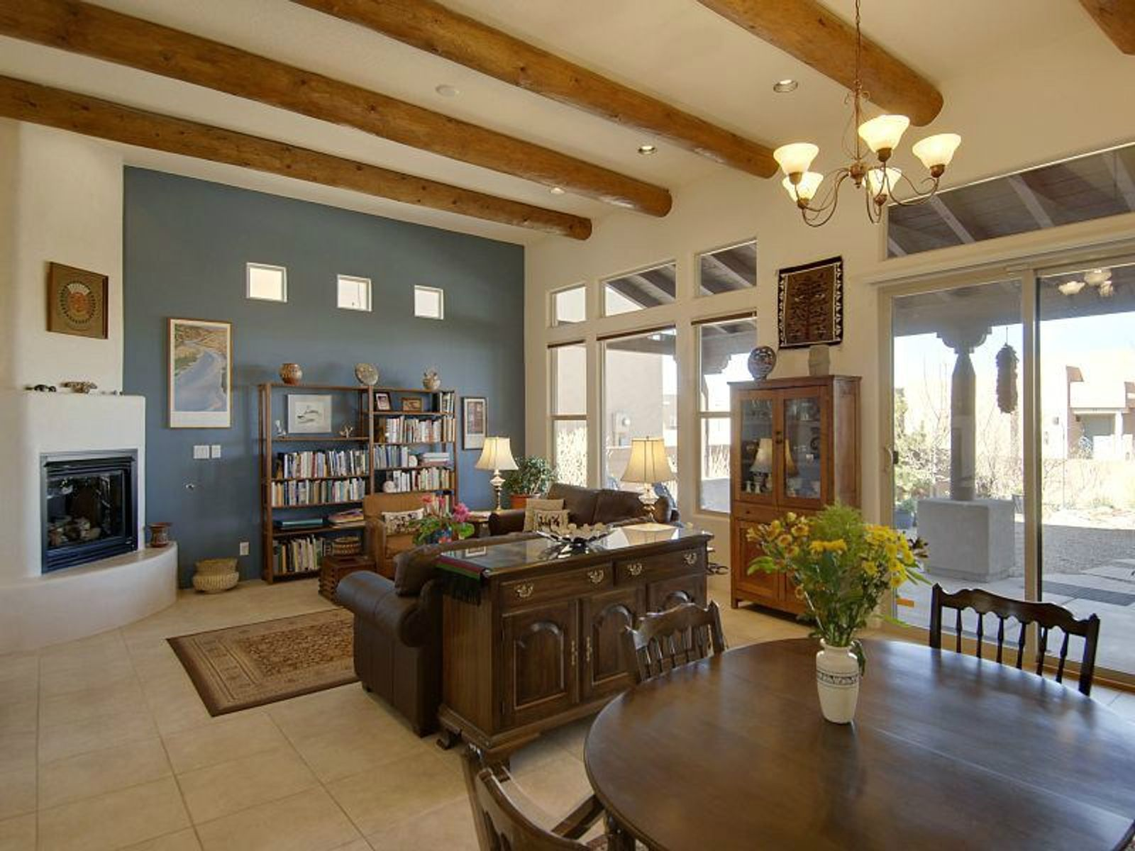 1 Pajarito Peak, Santa Fe NM Single Family Home - Santa Fe Real Estate