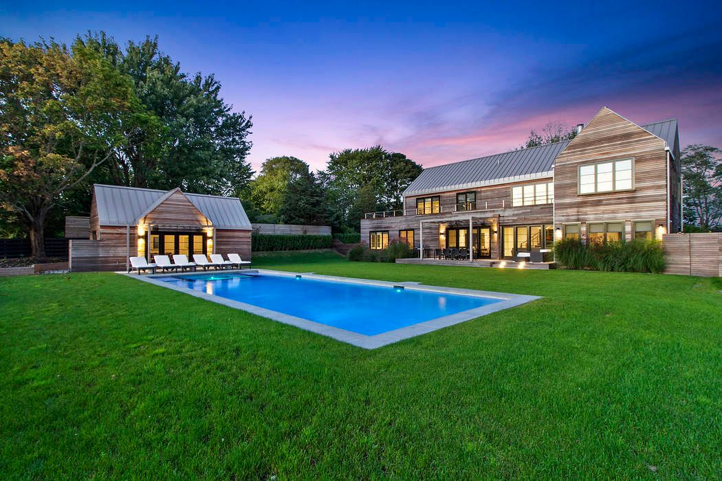 Modern Perfection In Water Mill