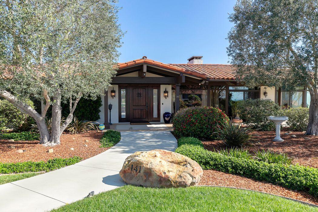141 Coronada Circle Santa Barbara, CA 93108