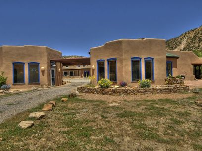 23196  Highway 84, Abiquiu NM Ranch / Farm - Santa Fe Real Estate