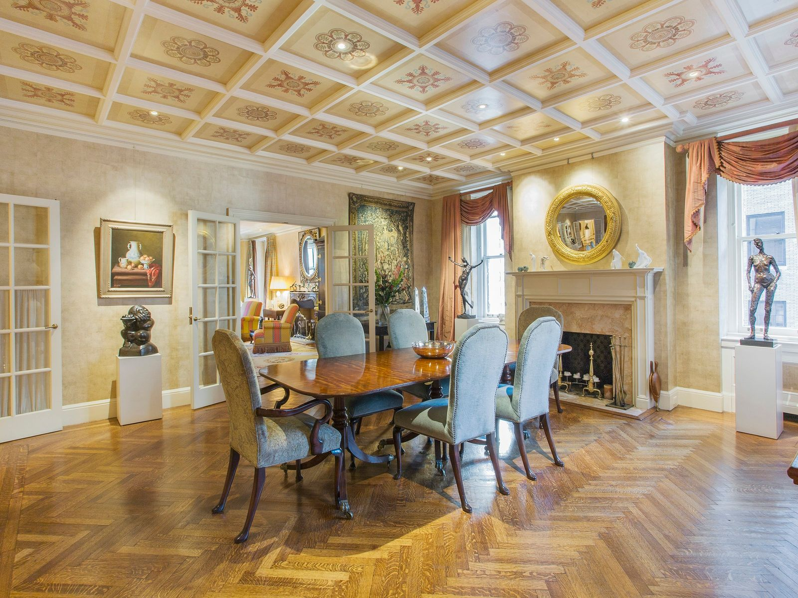 Ultimate Pre-War Apartment on Park Ave, New York NY Cooperative - New York City Real Estate