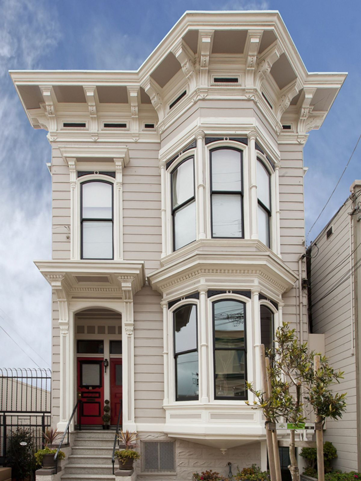 73 Wood Laurel Heights Victorian Flat, San Francisco CA Condominium - San Francisco Real Estate