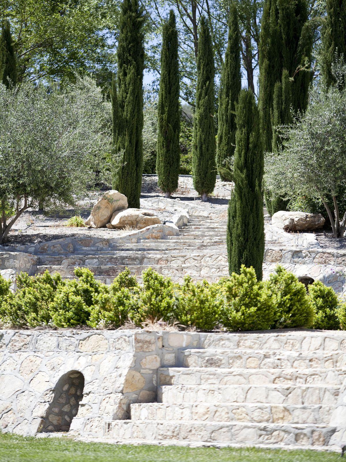 Grotto Garden