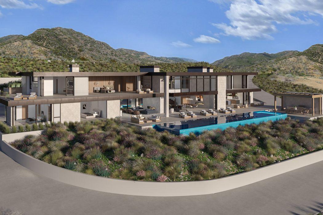 3093 Sweetwater Mesa Road Malibu, CA 90265