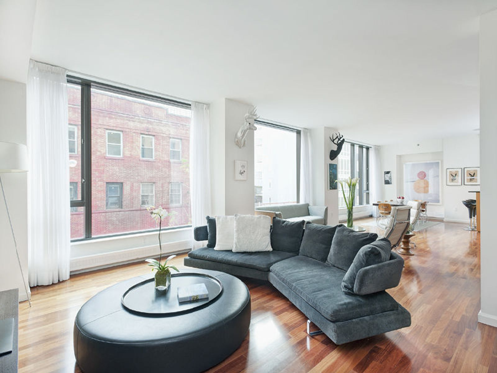 505 Greenwich Street, 3GH, New York NY Condominium - New York City Real Estate