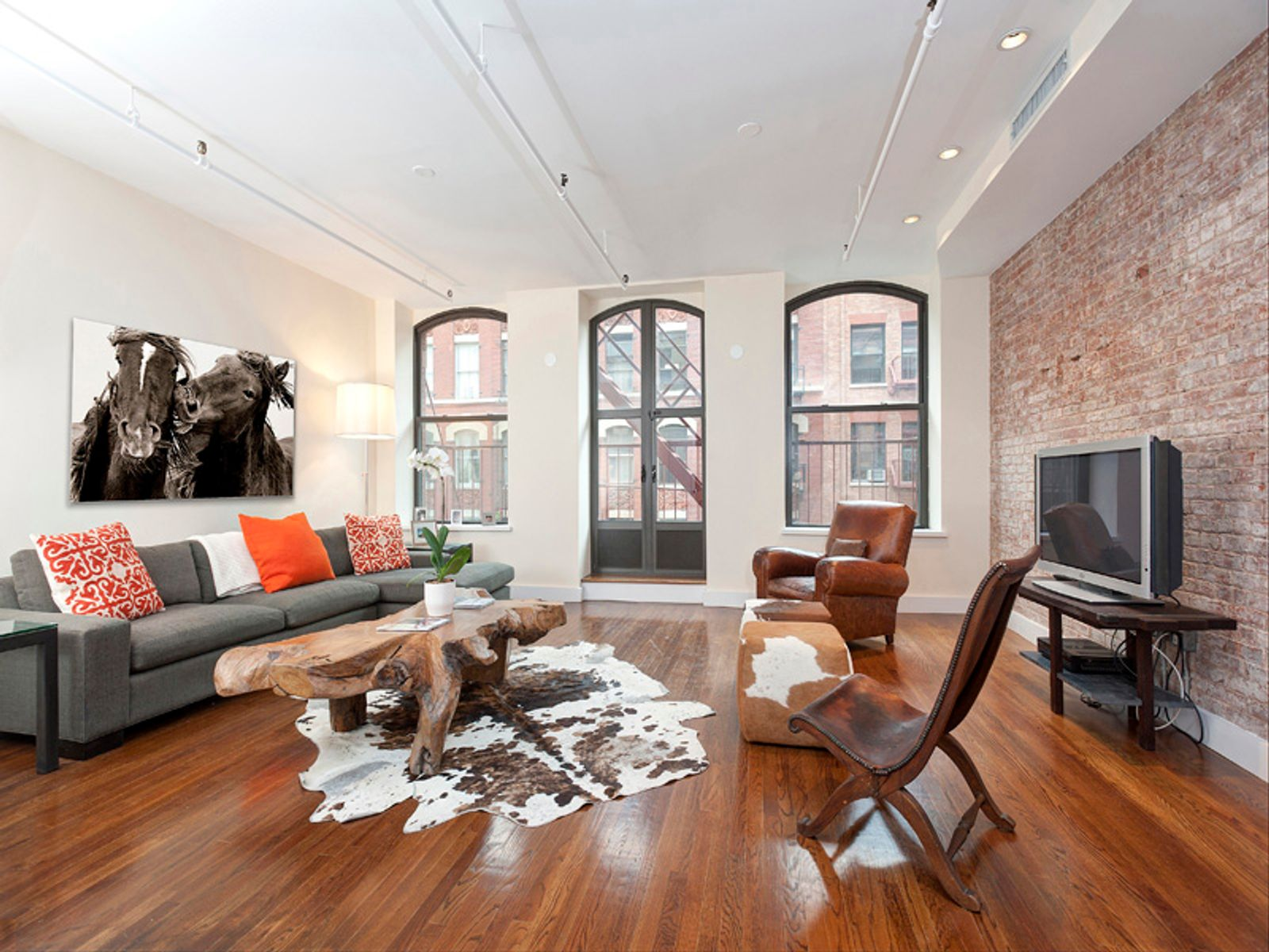 14 Jay Street, 3rd Floor, New York NY Cooperative - New York City Real Estate