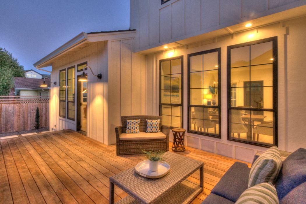Newly Constructed Contemporary Farmhouse Sonoma, CA 95476