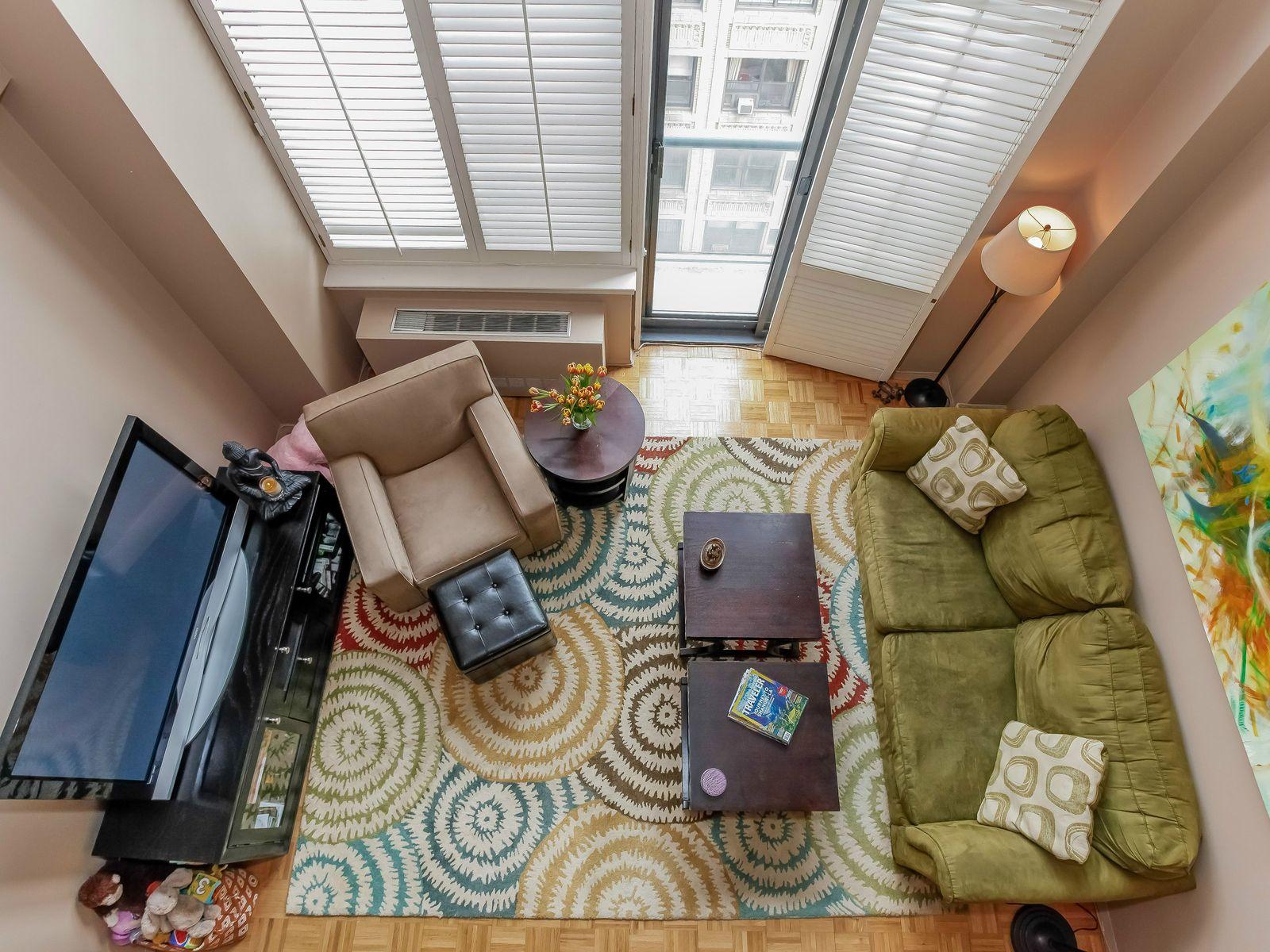 Dramatic Duplex Home