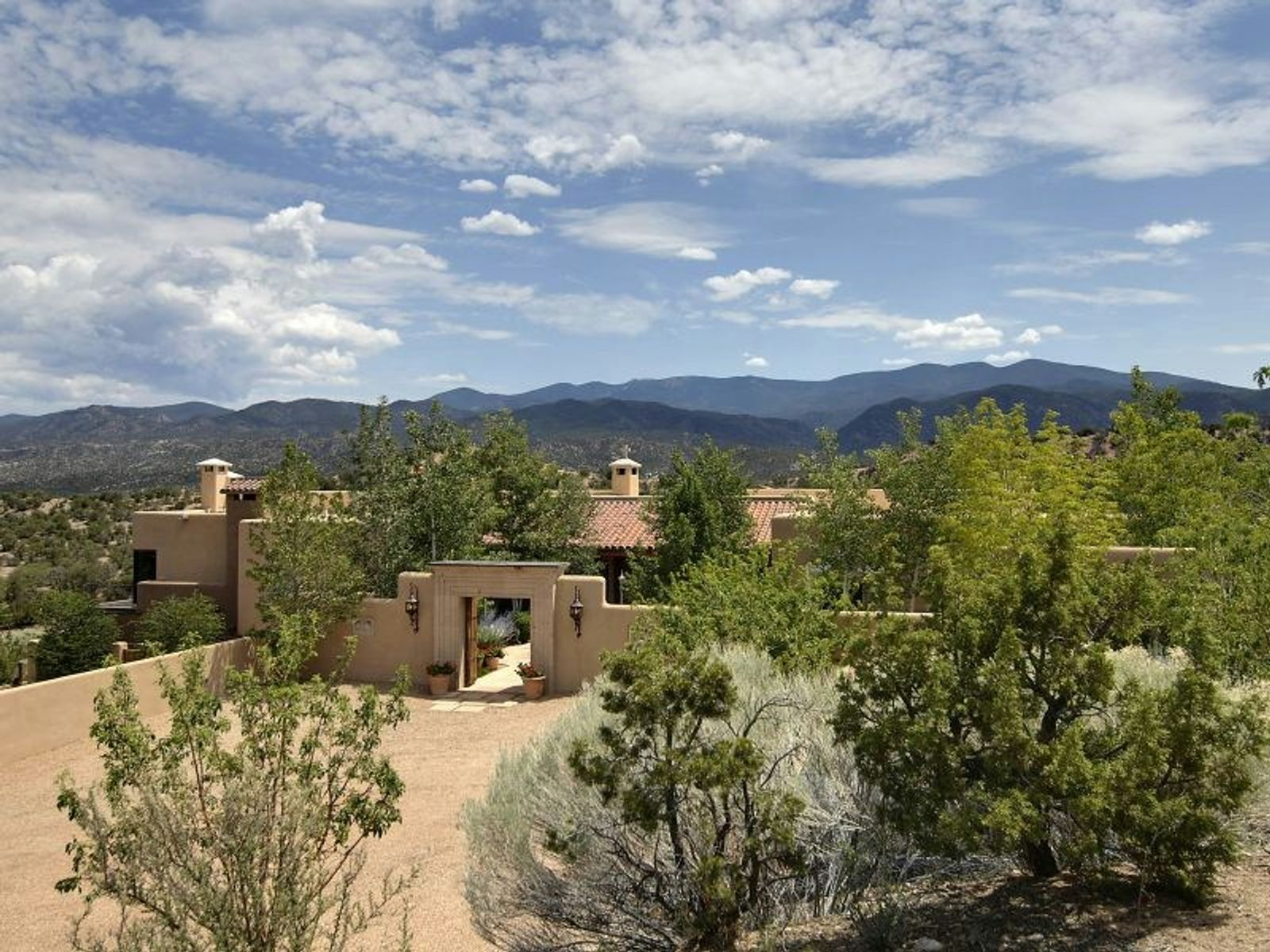 90 Tesuque Ridge Ranch Road, Santa Fe NM Single Family Home - Santa Fe Real Estate