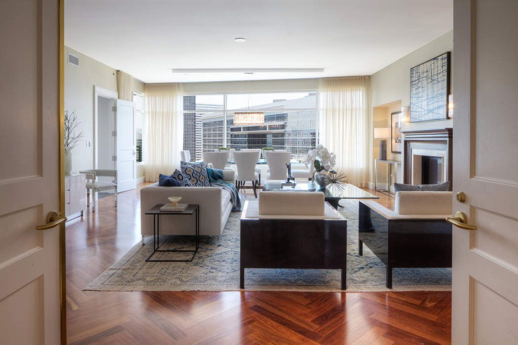 Stylish 3-Bedroom Condo in The Century