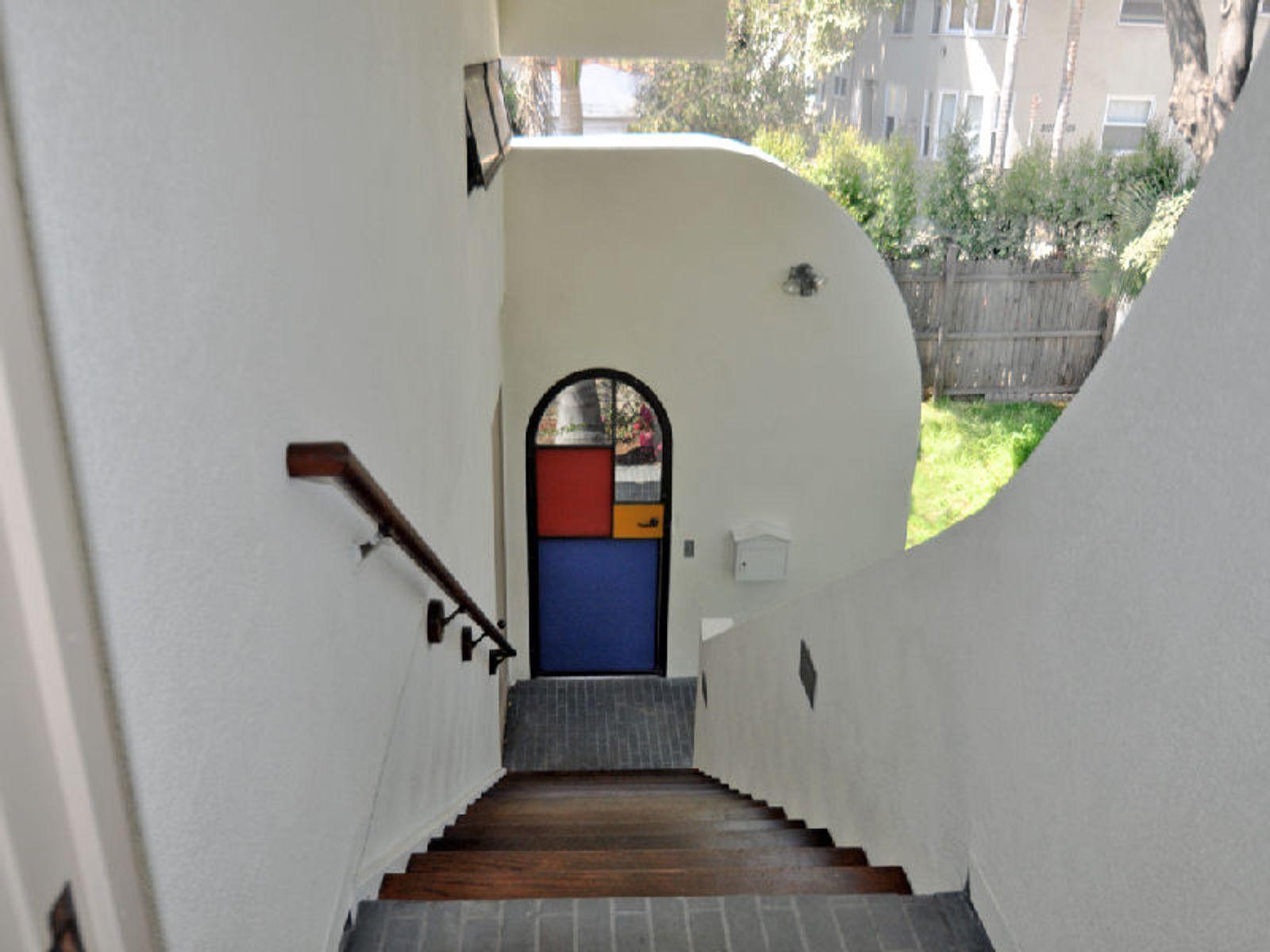 Neutra/Hoag Modernist Triplex